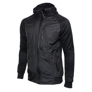 Bench Fabric Mix Hooded Jacket