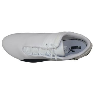 BMW Motorsport Future Cat Leder Sneaker Puma White-Team Blue