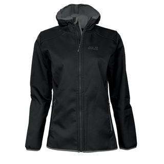 jack wolfskin womens softshell jacket