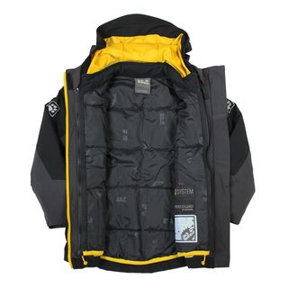 Jack Wolfskin Ropi 3in1 Jacket Boys