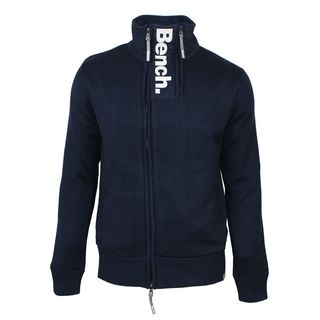 Bench Shutdown Double-Zip Strick-Fleece