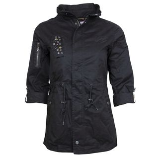 SURPLUS Ladies Parka M65 Black