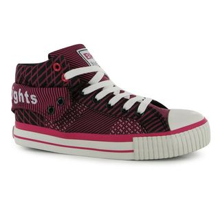 British Knights Roco Hi Top Trainers